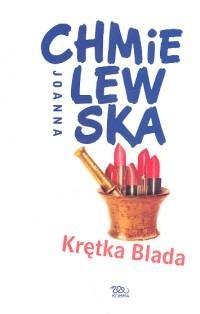 Okładka książki Krętka Blada