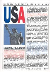 Okładka książki USA Historia Państw Świata