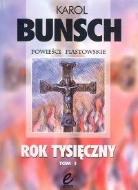 Okładka książki Rok tysięczny