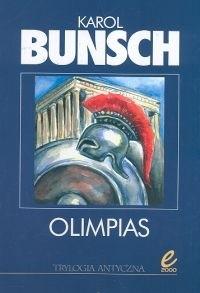 Okładka książki Olimpias