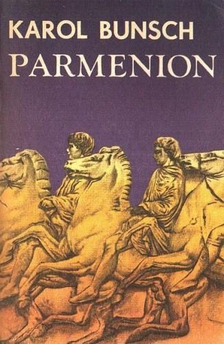 Okładka książki Parmenion