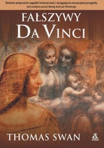Okładka książki Fałszywy Da Vinci