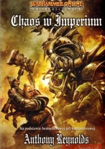Okładka książki Chaos w Imperium