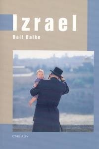 Okładka książki Izrael - Balke Ralf