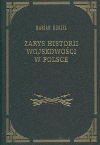 Okładka książki Zarys historii wojskowości w Polsce