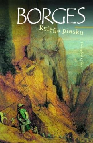 Okładka książki Księga piasku