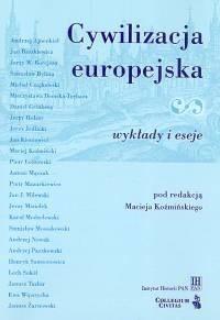 Okładka książki Cywilizacja europejska wykłady i eseje