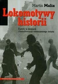 Okładka książki Lokomotywy historii. Zwroty w dziejach i kształtowanie nowoczesnego świata