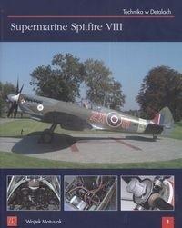 Okładka książki Supermarine Spitfire VIII