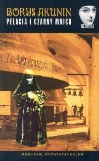 Okładka książki Pelagia i czarny mnich