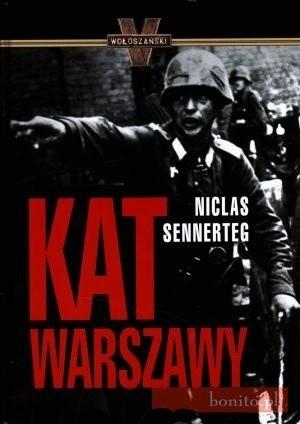 Okładka książki Kat Warszawy