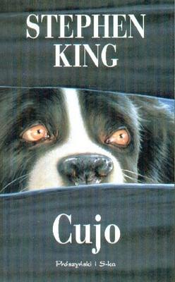 Okładka książki Cujo