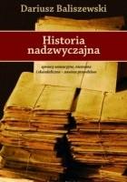 Historia nadzwyczajna