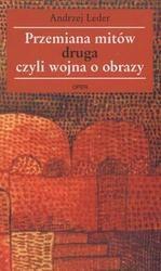 Okładka książki Przemiana mitów czyli wojna o obrazy