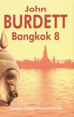 Okładka książki Bangkok 8