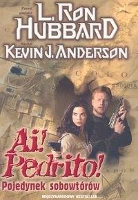 Okładka książki Ai! Pedrito! Pojedynek sobowtórów