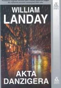 Okładka książki Akta Danzigera