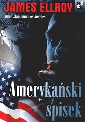 Okładka książki Amerykański spisek