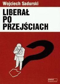 Okładka książki Liberał po przejściach