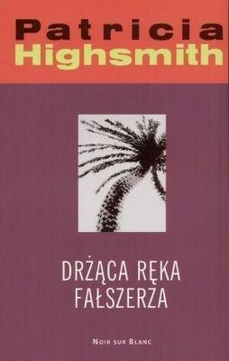 Okładka książki Drżąca ręka fałszerza
