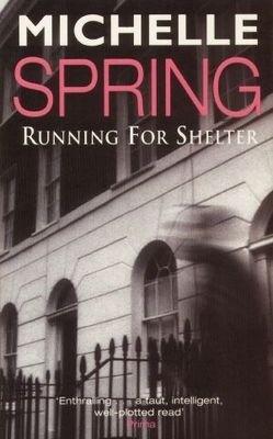 Okładka książki Running for schelter