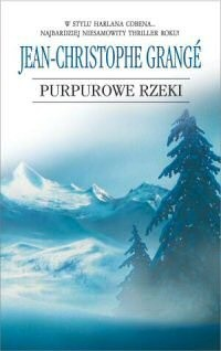 Okładka książki Purpurowe rzeki