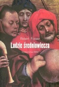 Okładka książki Ludzie średniowiecza