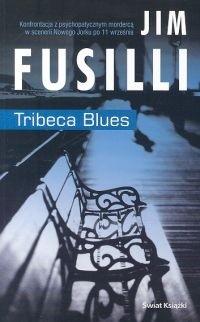 Okładka książki Tribeca Blues