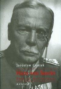 Okładka książki Hans von Seeckt Twórca Reichsheer