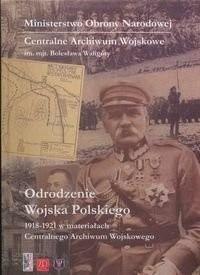 Okładka książki Odrodzenie Wojska Polskiego