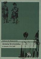Okładka książki Armia brytyjska w latach 1793-1809