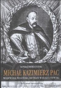 Okładka książki Michał Kazimierz Pac