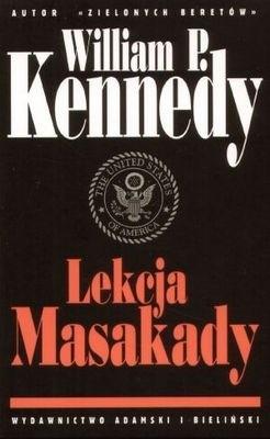 Okładka książki Lekcja Masakady