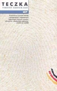 Okładka książki Teczka