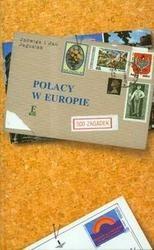 Okładka książki Polacy w Europie