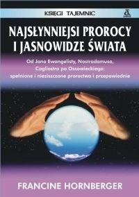 Okładka książki NAJSłYNNIEJSI PROROCY I JASNOWIDZE ŚWIATA