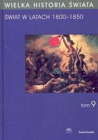 Okładka książki Wielka historia świata.