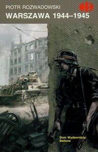 Okładka książki Warszawa 1944-1945