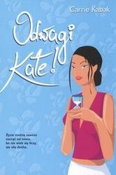 Okładka książki Odwagi Katie