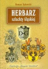 Okładka książki Herbarz szlachty śląskiej t. 2 (D-S)