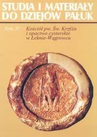 Okładka książki Studia i materiały do dziejów Pałuk t. 4