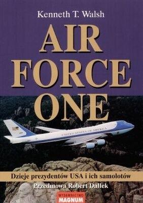Okładka książki Air force one