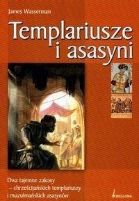 Okładka książki Templariusze i asasyni