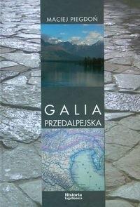 Okładka książki Galia Przedalpejska