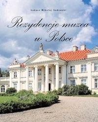 Okładka książki REzYDENCJE-MUzEA W POLSCE