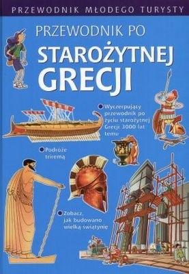 Okładka książki Przewodnik po starożytnej Grecji