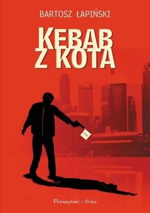 Okładka książki Kebab z kota
