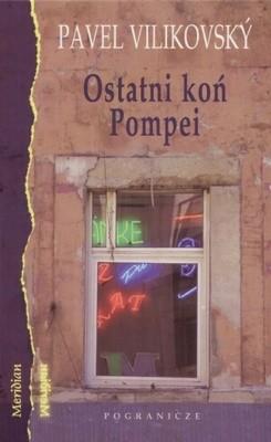 Okładka książki Ostatni Koń Pompei