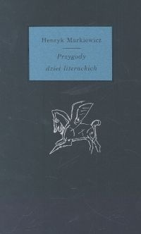 Okładka książki Przygody dzieł literackich