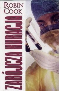 Okładka książki Zabójcza kuracja
